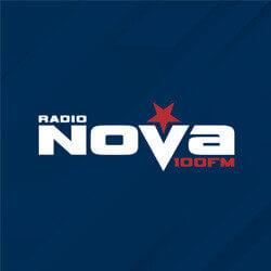 Radio NOVA 100 FM logo