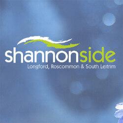 Shannonside 104 FM logo